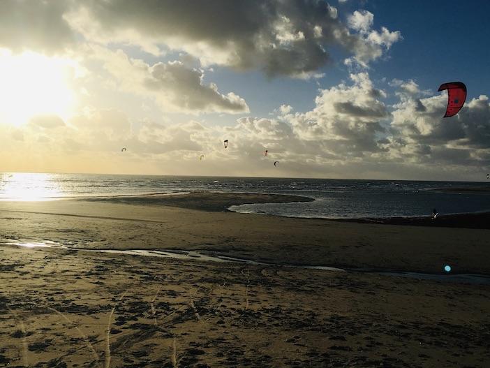 Kitesurf à Noirmoutier