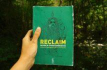 Reclaim, couverture du livre