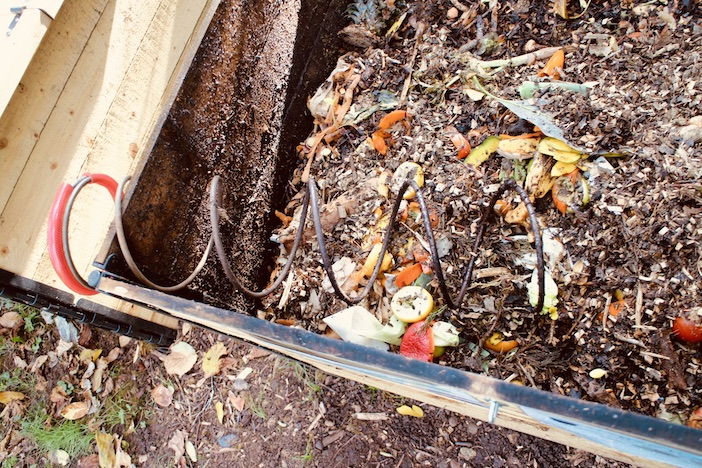 Vis spéciale compost.