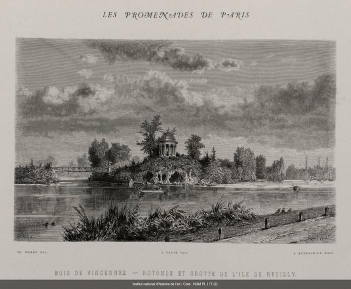Promenades de Paris