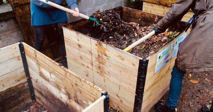 compost partagé
