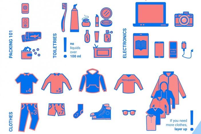 valise électronique