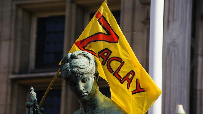Zaclay, le nom de la ZAD de Saclay